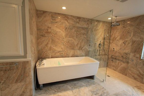 Hydraulic Bathing