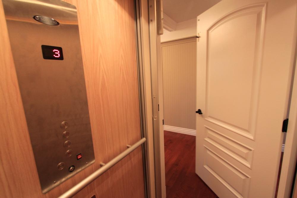 Elevator access