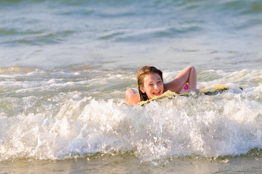 Summer fun on the beach!