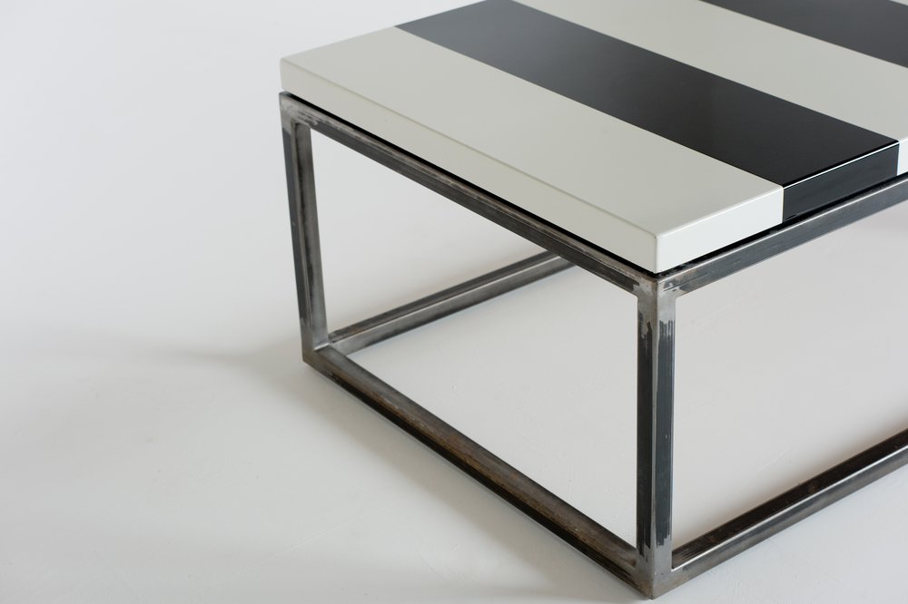 B&W Coffee Table