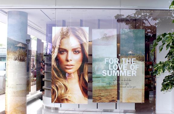 Murale Summer 2014 Side Window