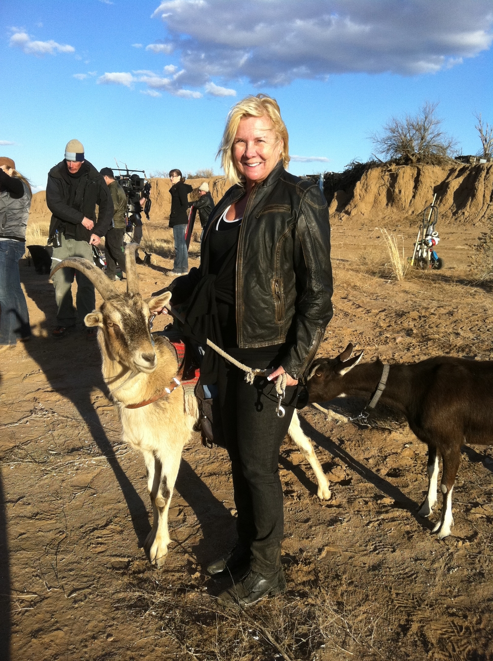 Anne O'Shea & Goats (Freida & Lance).JPG