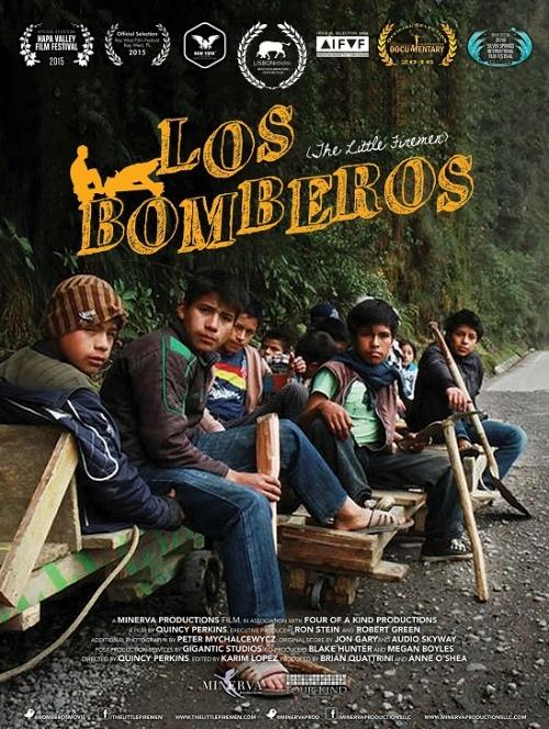 Los_Bomberos_Poster_Art