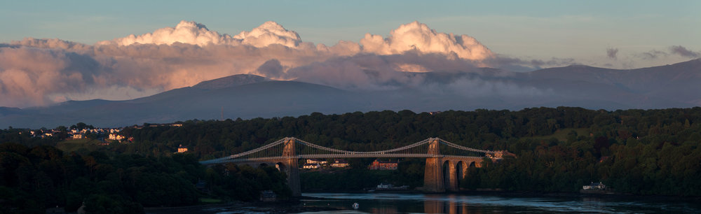 Menai Bridge, Anglesey