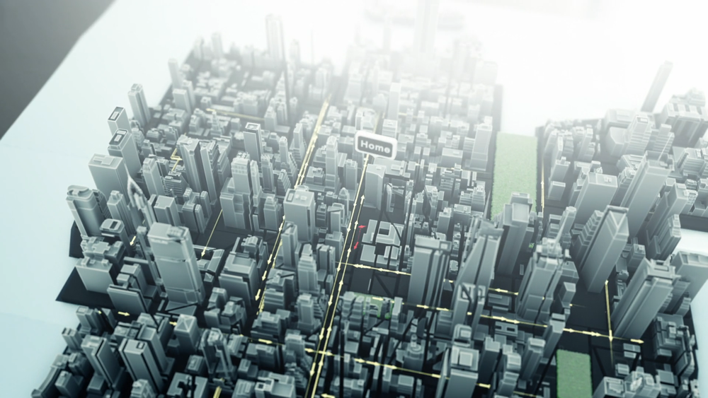 New York rearrangement via VFX: Gary Breslin: ODD
