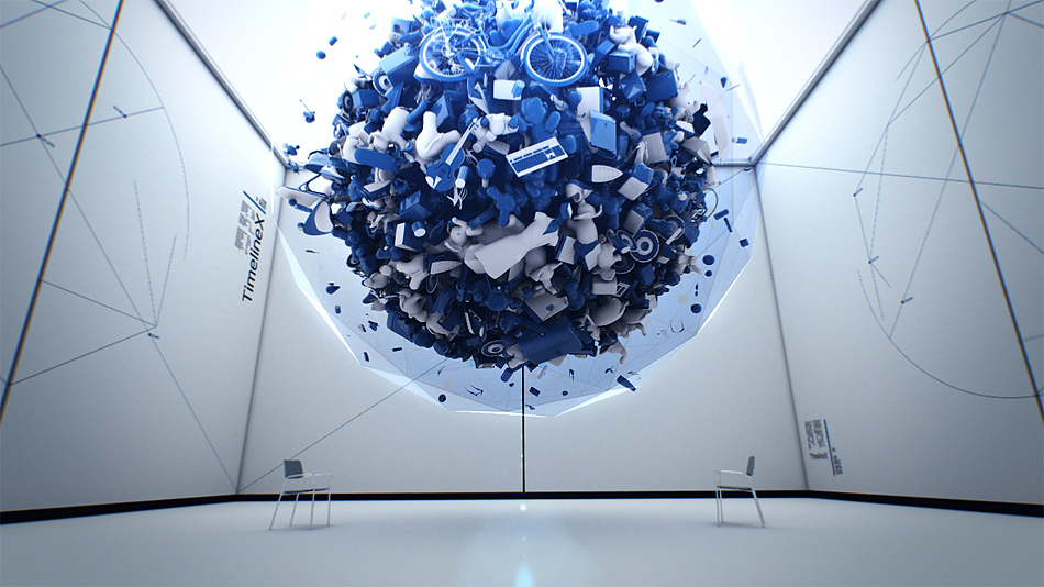 Intel fashion show: Danil Krivoruchko: Myshli