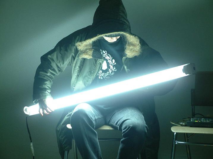 Fluorescent light instrument: Optron: Atsuhiro Ito