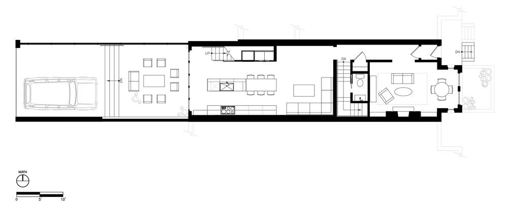1516 Kingman Place - First Floor