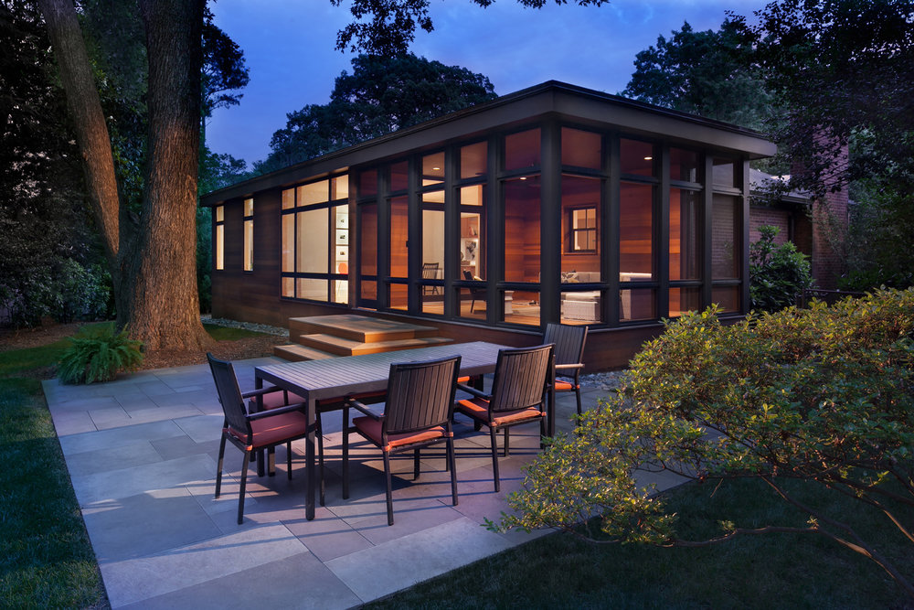 MODERN CEDAR ADDITION