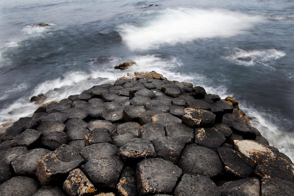 Giant's Causeway, Ulster, Northern Ireland