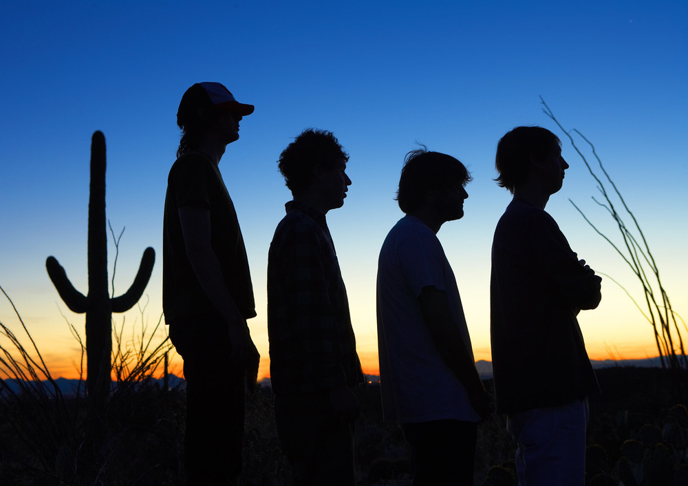 Animal Collective, Tucson, Arizona