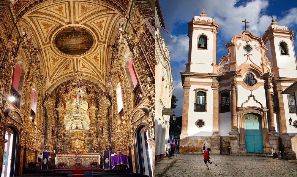 Igreja Matriz, Ouro Preto