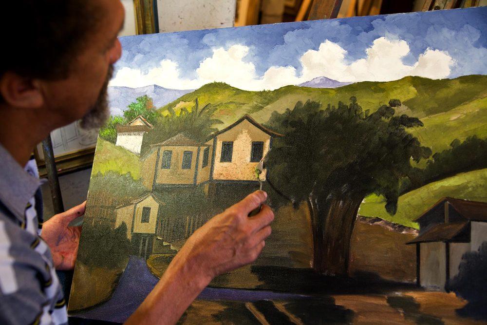 Valadares, Artist, Ouro Preto