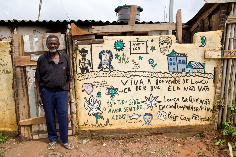José Vicente Carlos, Artist, Tiradentes