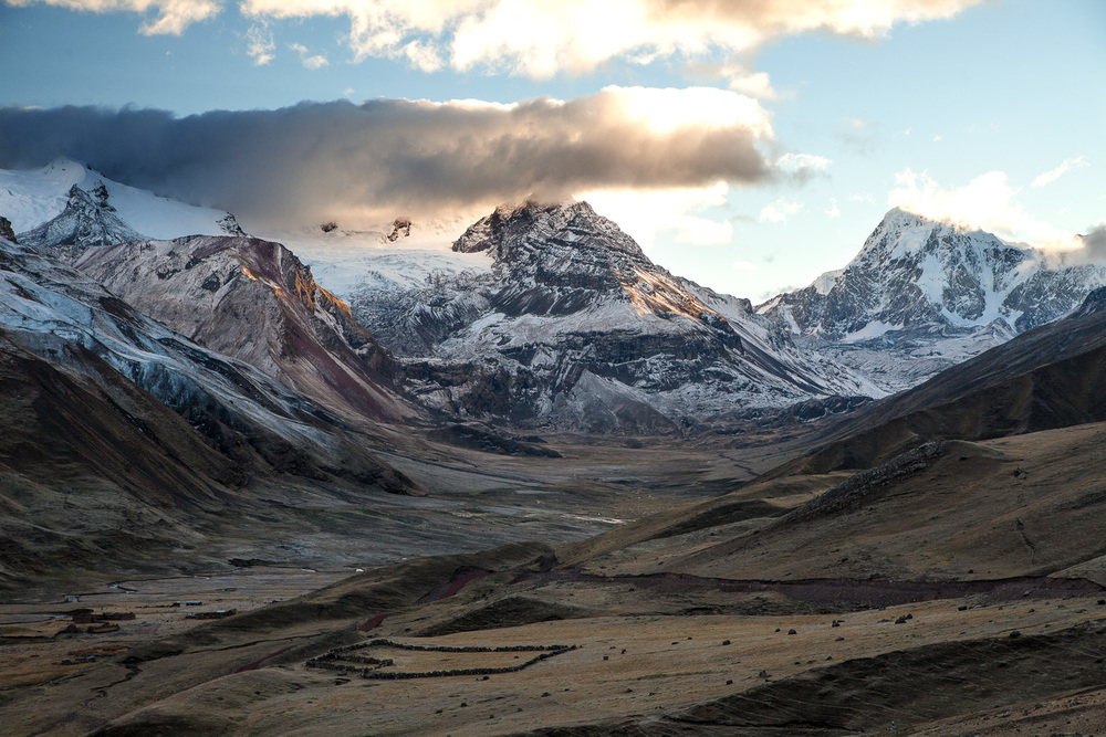Ausangate Valey, The Andes, Peru