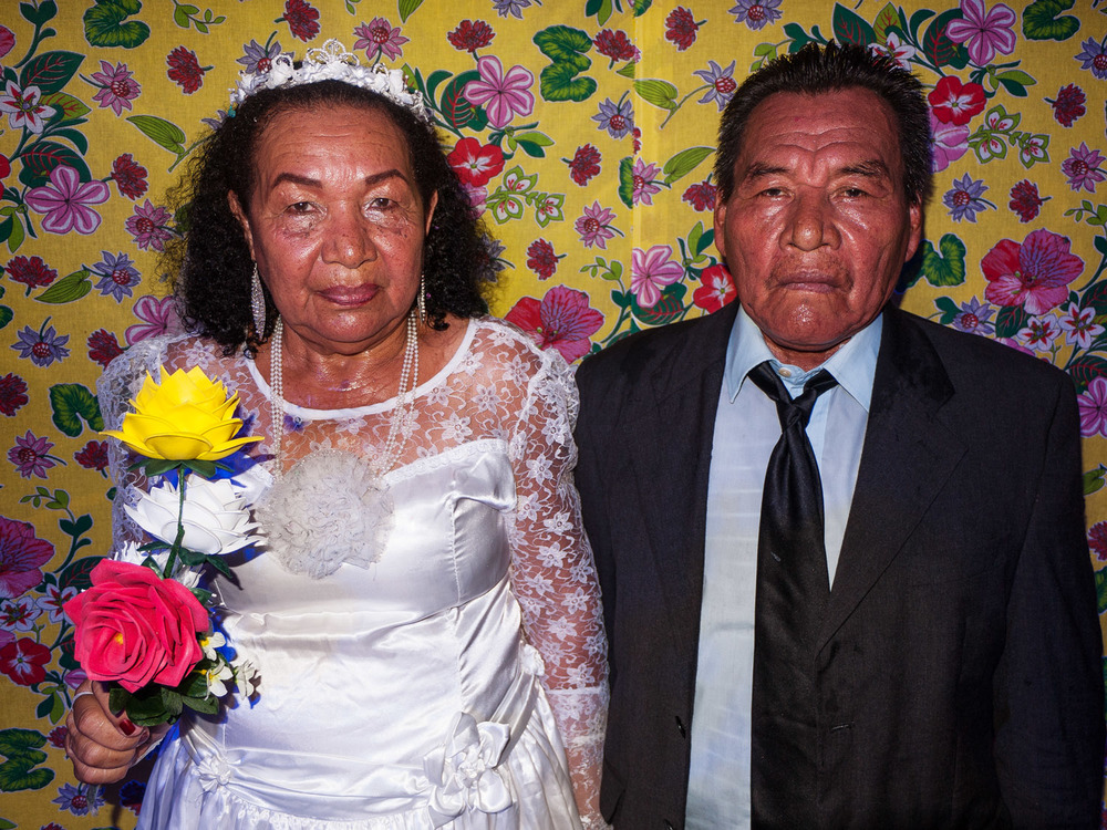 Wedding at Letícia, Colombia