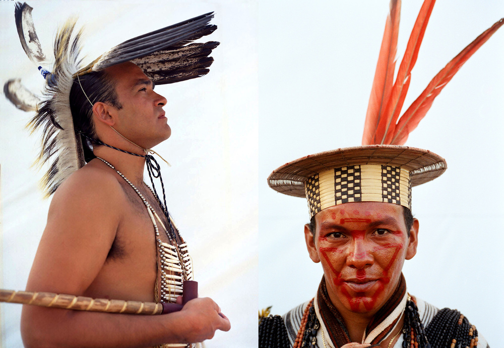 James Willy, Dakota / Benke Ashaninka, Amazon
