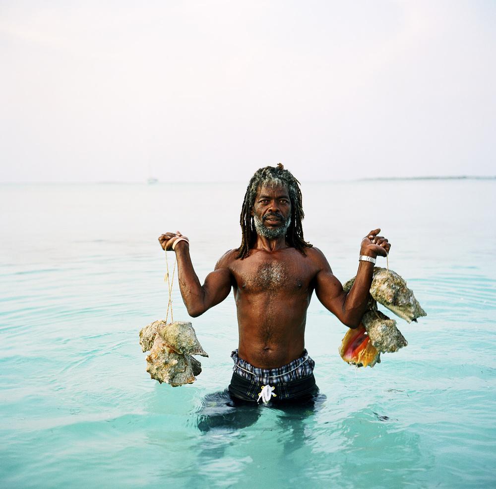 Jimmy, Exuma Island, Bahamas