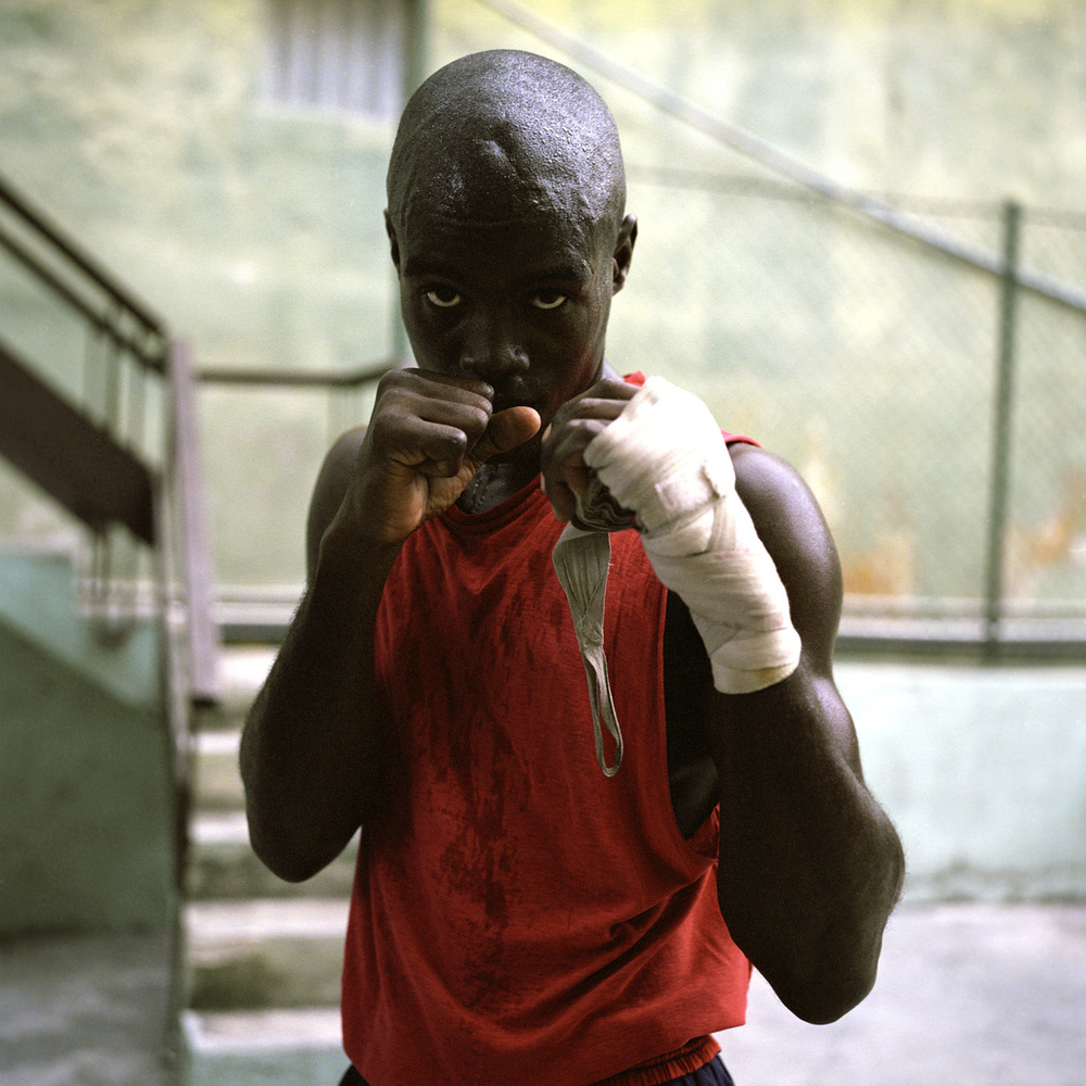 Boxer, Havana, Cuba