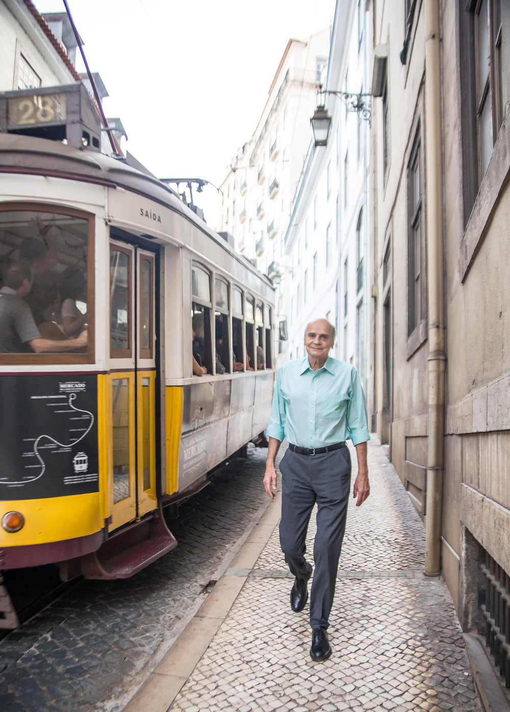 Dr. Drauzio Varela, Lisboa