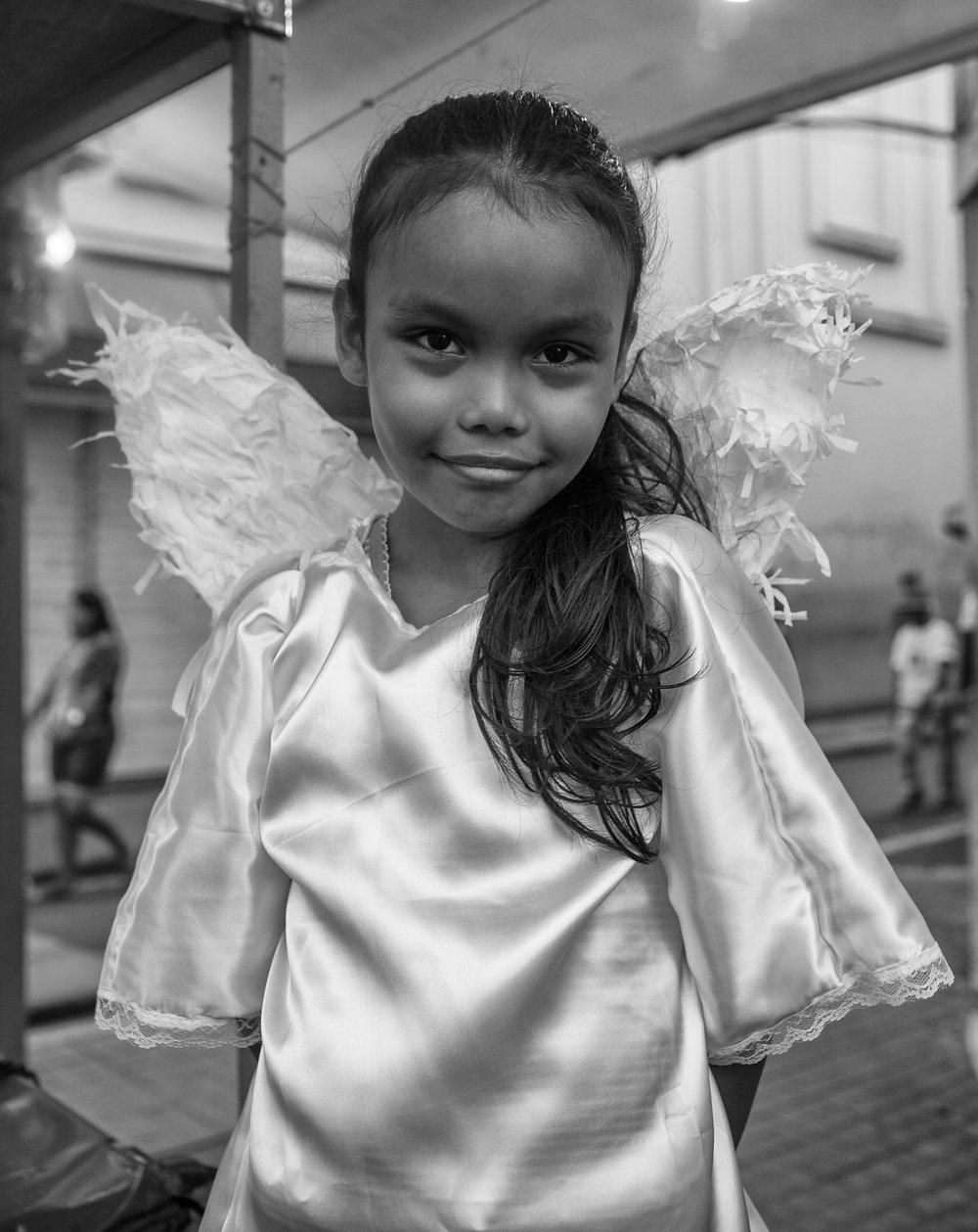 Angel, Círio de Nazaré, Belém