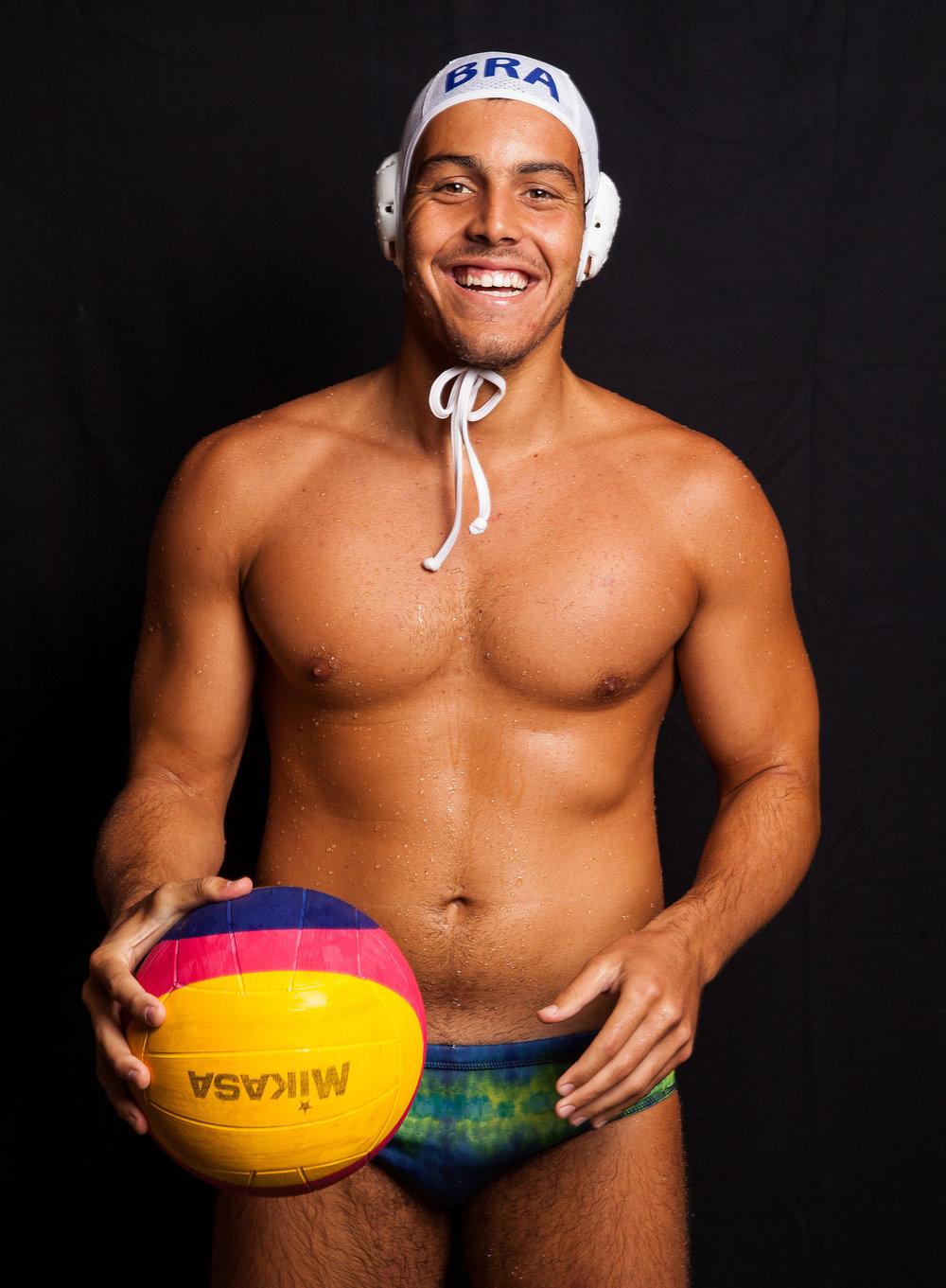 Bernardo Gomes, Water Polo