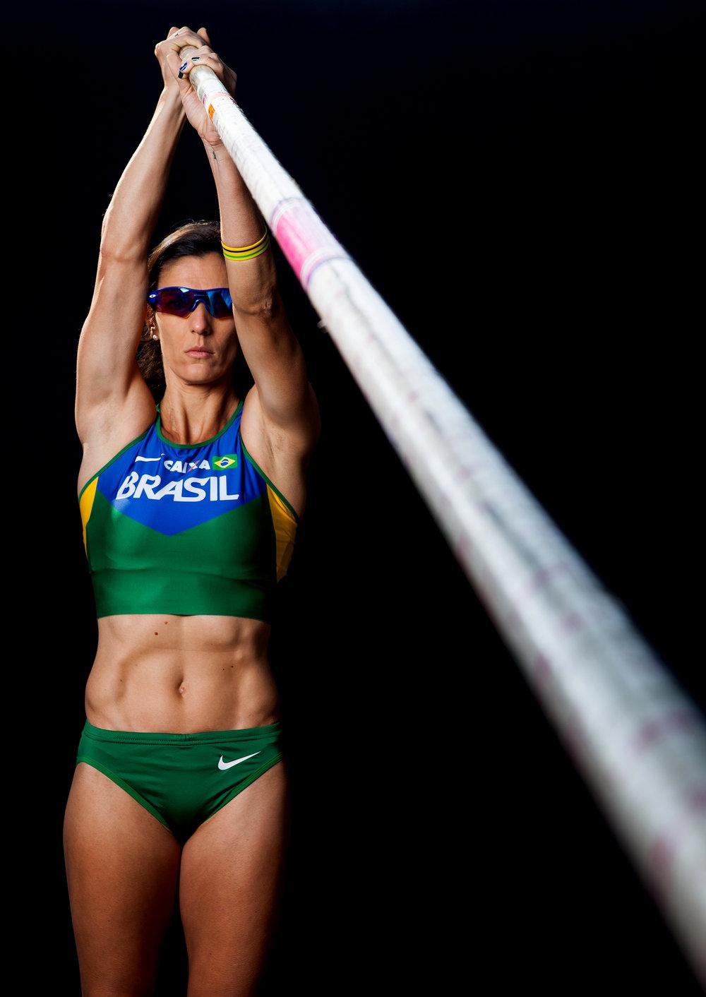 Joana Costa, Pole Vault