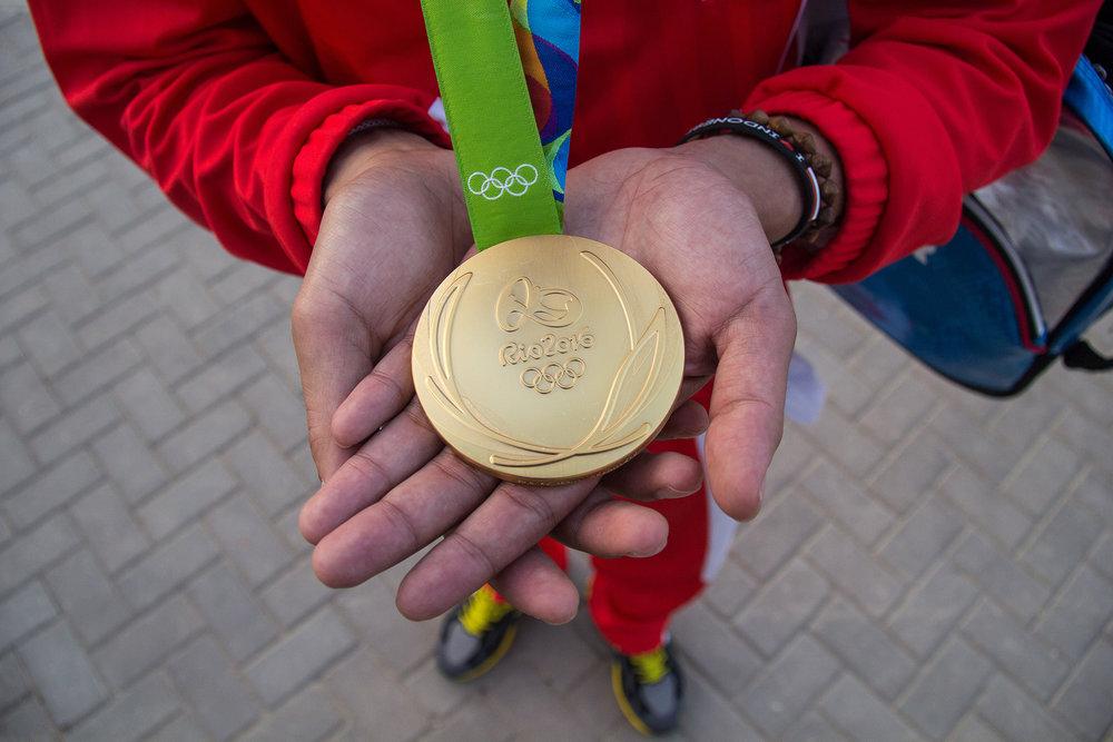 Rio 2016, Olympic Medal