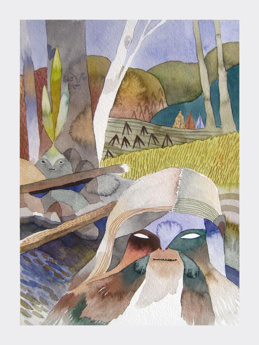 Salmo River Woodsman