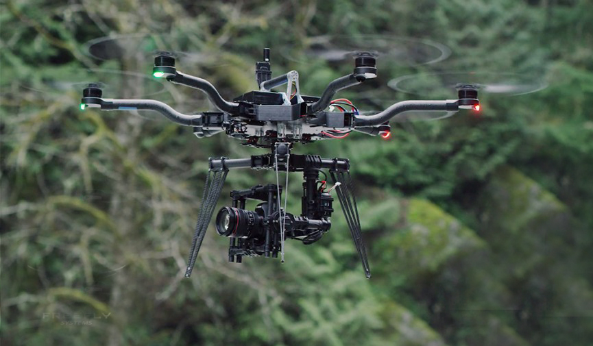 Let us take your production to new heights with HD aerial footage.