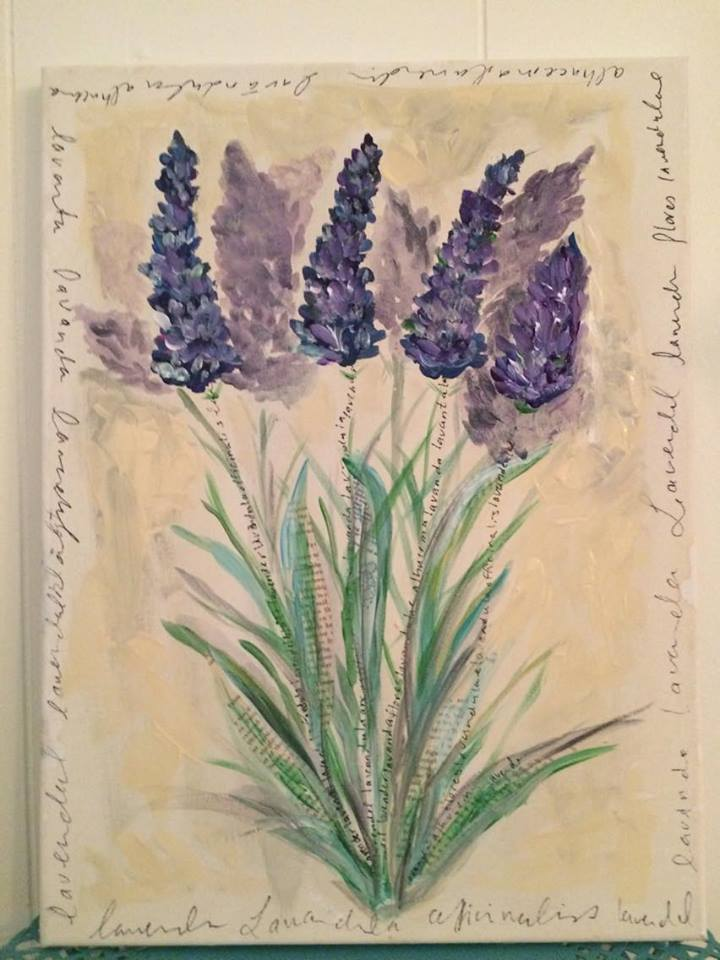 Antique Lavender