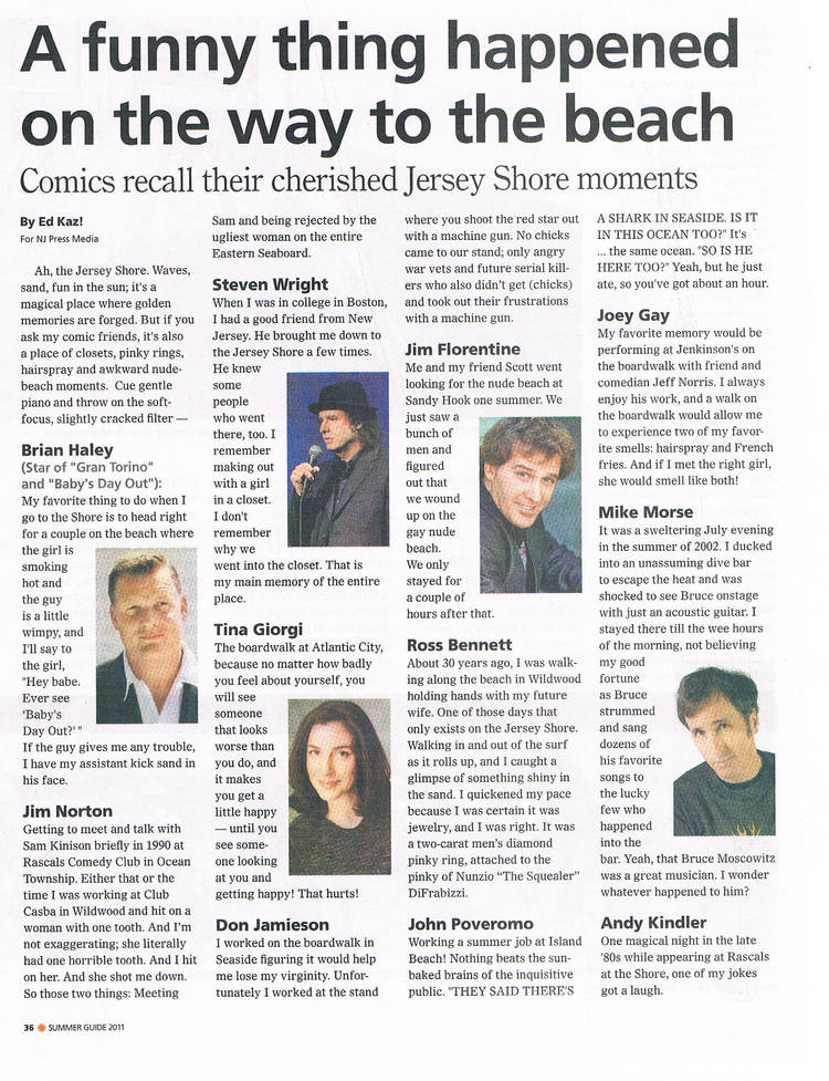 Boardwalk Empire Magazine