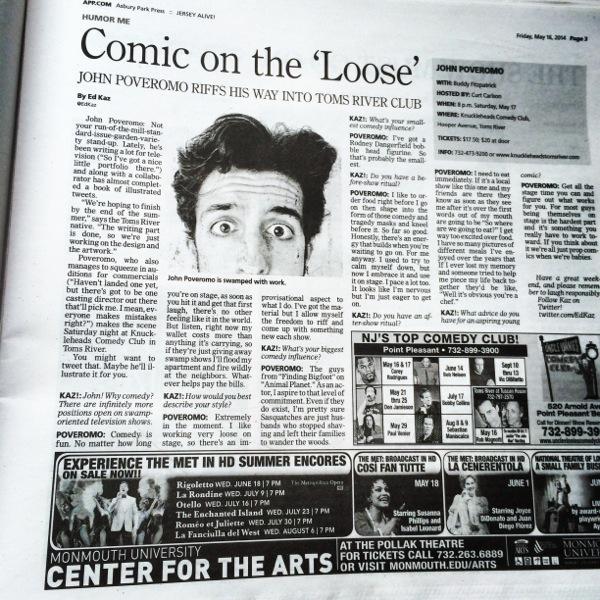 Copy of Asbury Park Press 2014