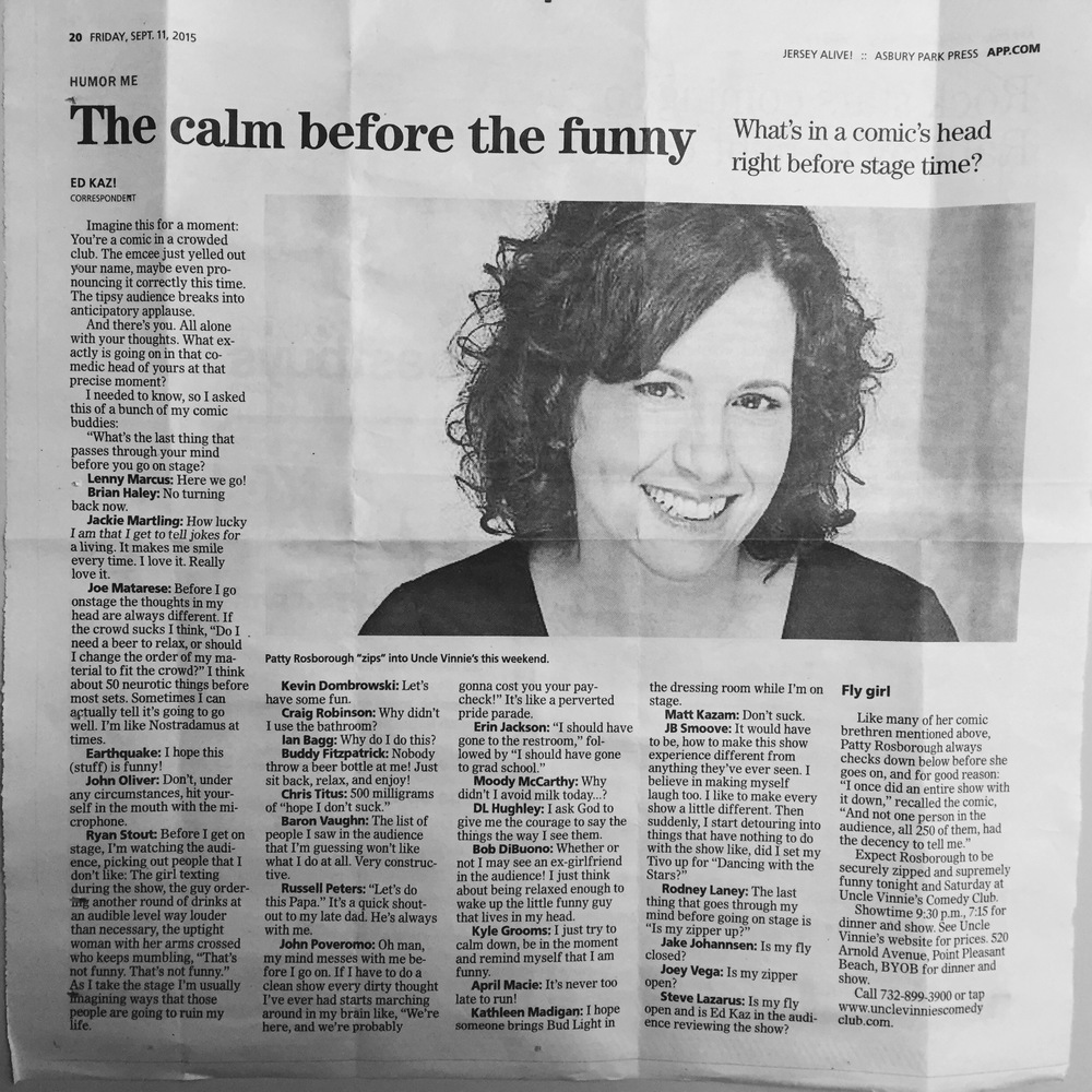 Copy of Happy to be in some great company for this article
