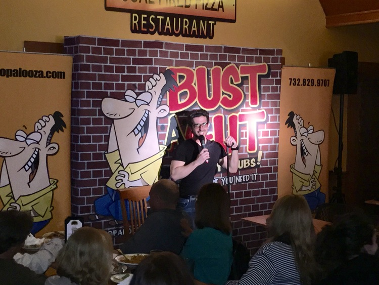 Bust A Gut Comedy Club - Oakhurst, NJ