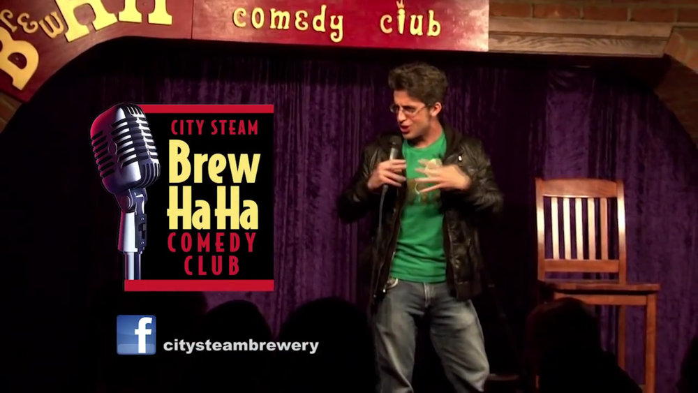 Brew HA HA Comedy Club - Hartford, CT