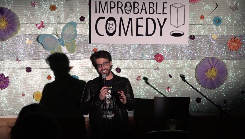 Improbable Comedy Show, Post 41 - Maryland