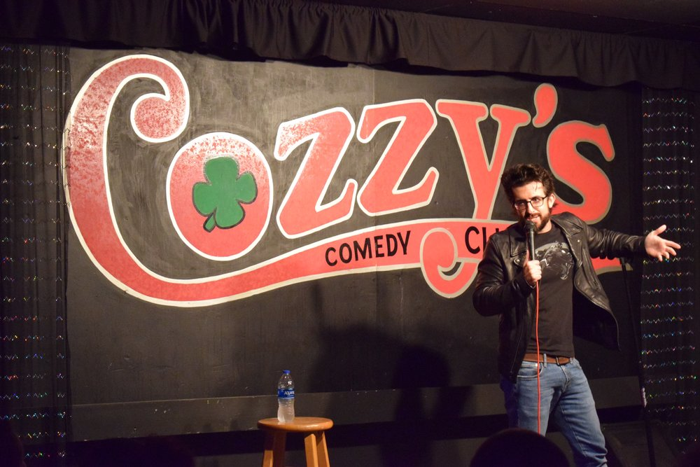 Cozzy's Comedy Club - Newport News, VA