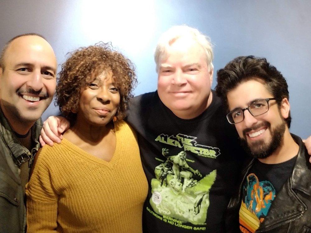 Ethan Hershenfeld, Rhonda Hansome, Frank Coniff!