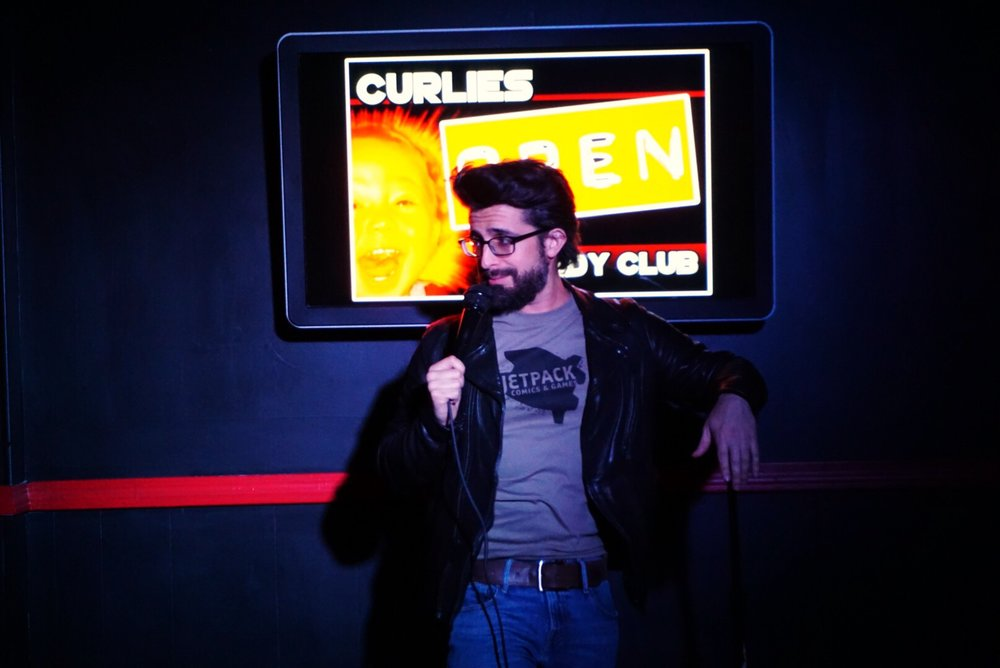 Curlie's Comedy Club - Rochester, NH