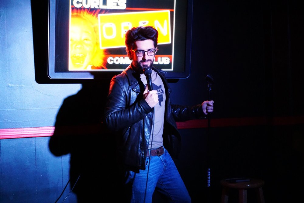 Curlies' Comedy Club - Rochester, NH