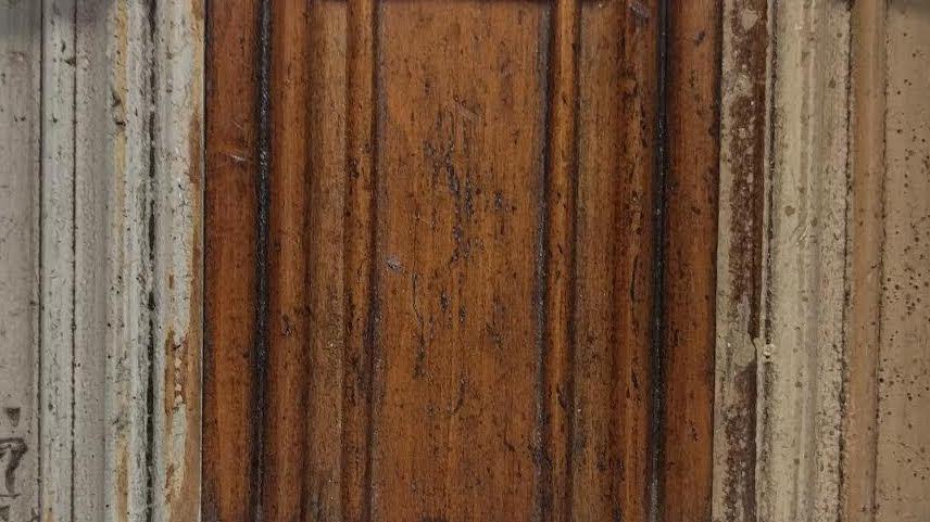 Fireplace Cabinetry Finishes: Habersham Classic Studio - Seaspray (380) Antique Honey (310) and Huntington (423)