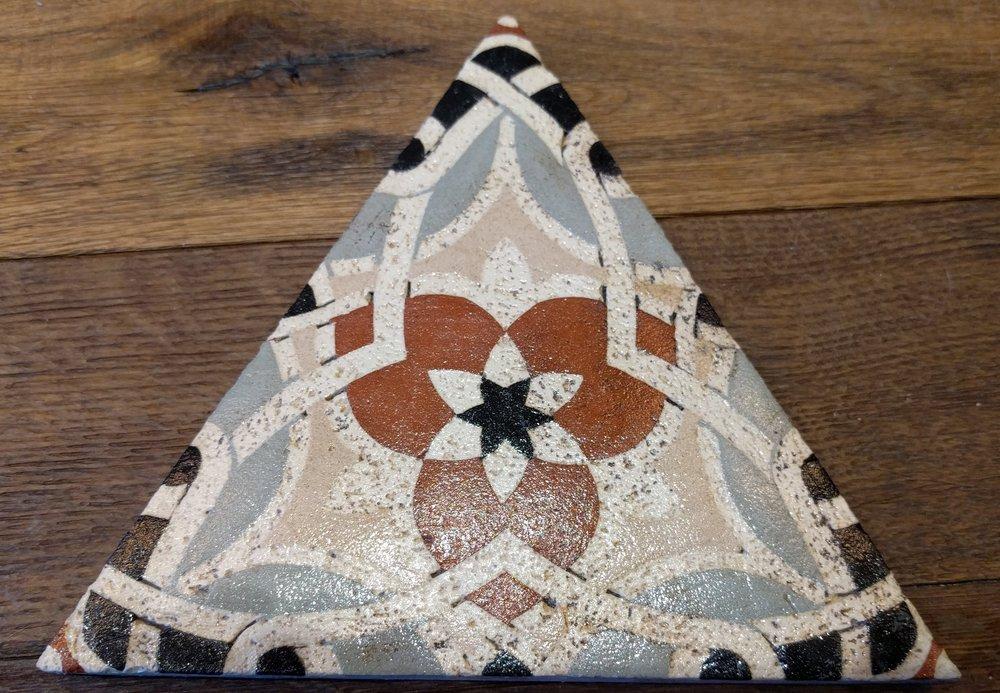 Finish 6 - Custom TileEuropean Floors
