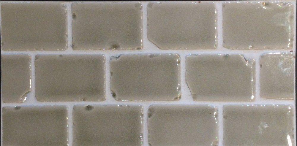 Finish 2 - Green Brick Tile