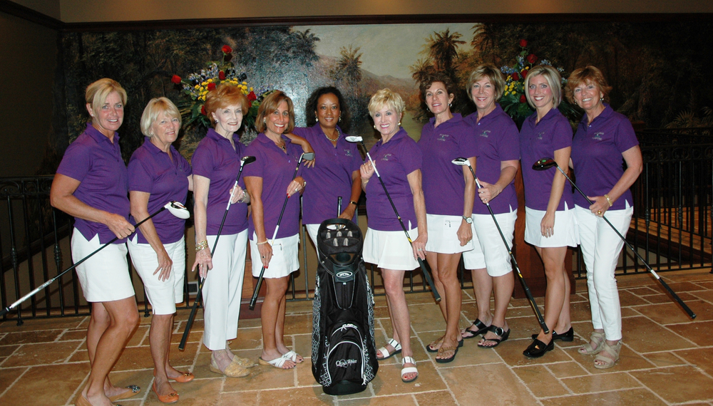 2013 Swinging with Purpose Committee