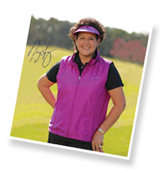 Nancy Lopez, a member of the LPGA Tour since 1977, won 48 LPGA Tour events during her LPGA career, including three major championships.