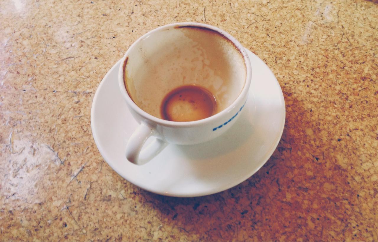 Good friends, good coffee