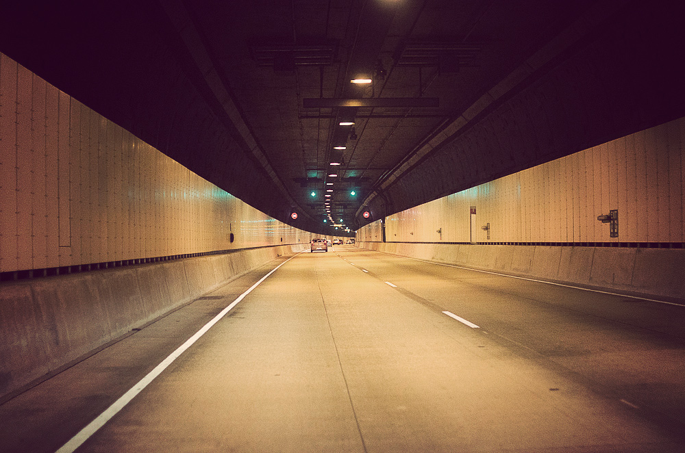 venturing into Brisbane's tunnel of mild convenience