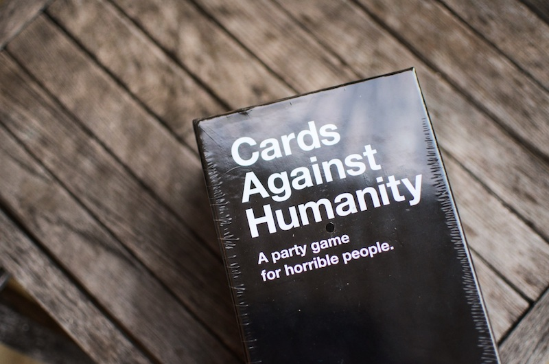 The best card game ever made.