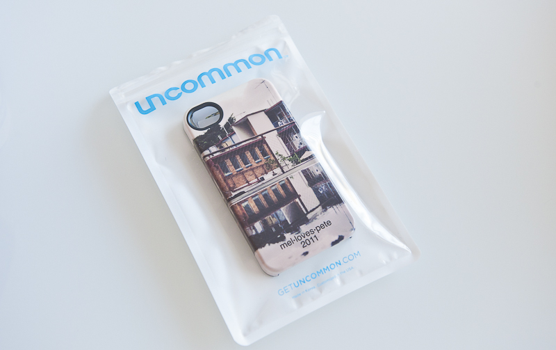 So Mel bought me a customized iPhone case. Pretty cool.   Here's the original.    http://peteslog.com/post/3657031830/reminds-me-of-the-projects-in-london-looking